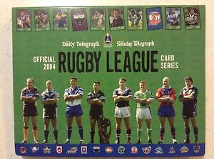 2004 Rugby League Collector Cards Macquarie Hills Lake Macquarie Area Preview