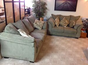 Couch & Love seat ❤