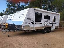 "2014 ""Wild Native"" Semi Off-road, Legend Caravan 20'6"" Mount Coolum Maroochydore Area Preview"