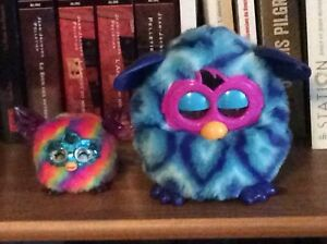 Furby boom intéractive avec petit bébé/ English Furby with baby