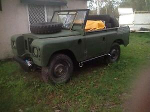 1972 Land Rover (4X4) Coupe Deception Bay Caboolture Area Preview
