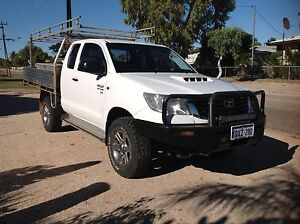 2012 Toyota Hilux Ute Exmouth Exmouth Area Preview