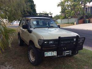 1991 Toyota LandCruiser Wagon Kewarra Beach Cairns City Preview
