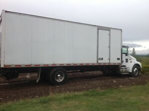Camion cube kenworth