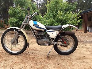 1971 Ossa 250cc Mick Andrews replica trials bike Quindalup Busselton Area Preview