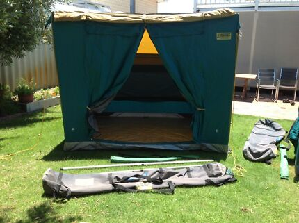 Tent Oztent 30 second tent 1 available & tent fly person in Perth Region WA | Gumtree Australia Free Local ...
