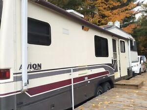 Fifth wheel 35 pieds 1993