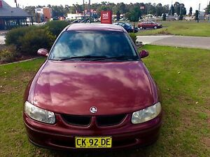 1998 Holden Commodore VT Acclaim V6 Auto LPG / Petrol Cheap Car Woodbine Campbelltown Area Preview