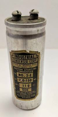 Chicago Condenser Corp CQ72E1EF205K3 Fixed Plastic Dielectric Capacitor
