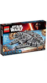 Star Wars millennium Falcon 75105 Brand new