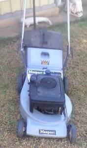 Wanted old mowers Woodville West Charles Sturt Area Preview