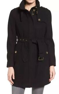 Michael Kors Black Coat - Brand New