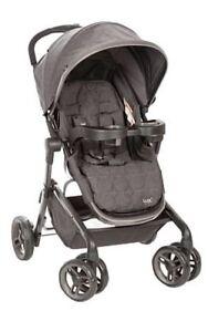 Safety first Lux stroller