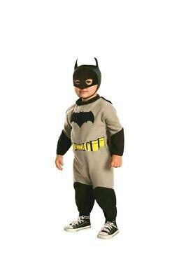 2 Year Old Halloween Costumes (New Batman v Superman Batman Toddler Costume 1-2 Years)