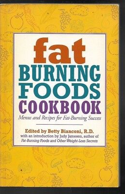 Fat Burning Foods Cookbook Edited by Betty Bianconi, R.D., Copyright