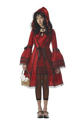 Red Riding Hood Strangeling Tween Girls Costume](Red Riding Hood Costume For Girls)