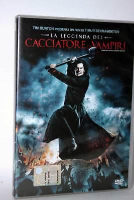 FILM LA LEGGENDA DEL CACCIATORE DI VAMPIRI TIM BURTON DVD USATO ITA GD1 60387 ()