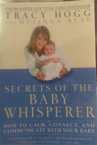 Pregnancy, baby books