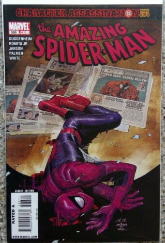 The Amazing Spiderman #588 - NM or better