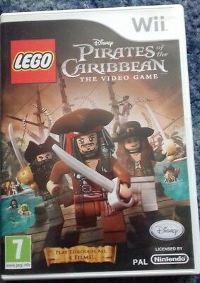 LEGO - Pirates of the Caribbean, The Video Game - Wii for sale  Shipping to Nigeria