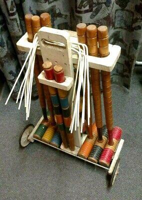 Croquet Antique Set Trainers4me