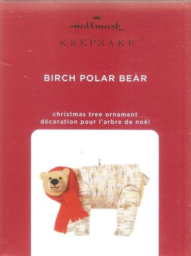2020 Hallmark  Birch Polar bear