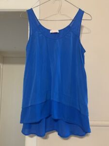 Sass and bide silk tales top size 10