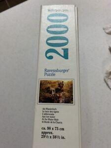 Ravensburger 2000 piece puzzle