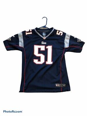 New England Patriots-Jerod Mayo #51Youth XL Jersey Mayo Youth Jersey