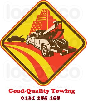 Good-Quality Towing, Start Price: $50 Maddington Gosnells Area Preview