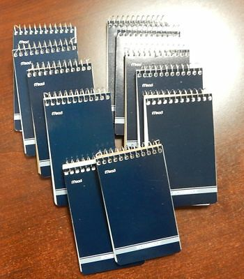 11 Mead Cambridge Writing Pad 3 X 5 Small Memo Book Wirebound Notebook 70sheet