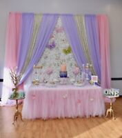 Dessert tables customized for any event