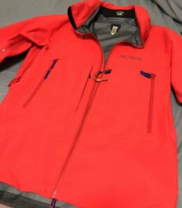 Arcteryx/Arc'teryx Men's Vertic Shell/Ski Jacket Medium