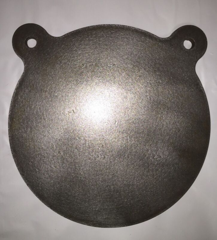 "AR500 Steel Target Gong 1/2"" X 12"""