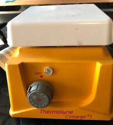 Thermolyne Cimarec 1 Magnetichotplate Stirrer