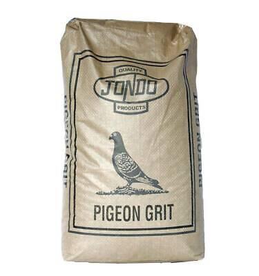 JONDO MIXED PIGEON GRIT Bird Limestone Flint Grit for Optimal Digestion - 25kg