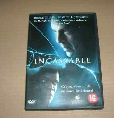 DVD INCASSABLE BRUCE WILLIS
