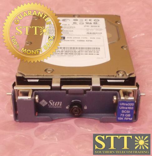 St373455lc Seagate Cheetah Hdd 9z3006-032 540-6915-01 73 Gb 15k Rpm