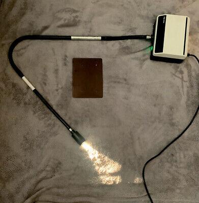 Welch Allyn Pole Pipe Lite Light W Head 48200 48830 Source Box W Mount Exam