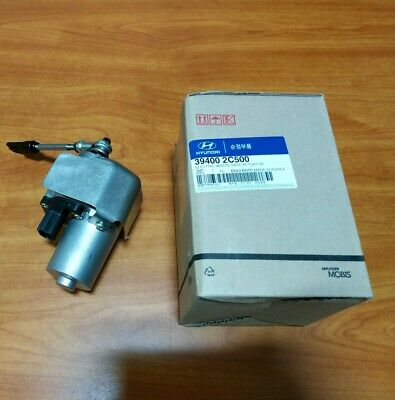NEW OEM Turbo Charger Solenoid Waste Gate Valve 2.0L Hyundai Genesis Coupe 13-14