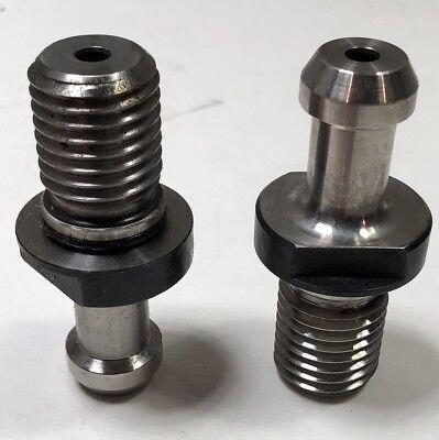 New Lot Of 2 Retention Knob Pull Stud For Cnc Taper Shank