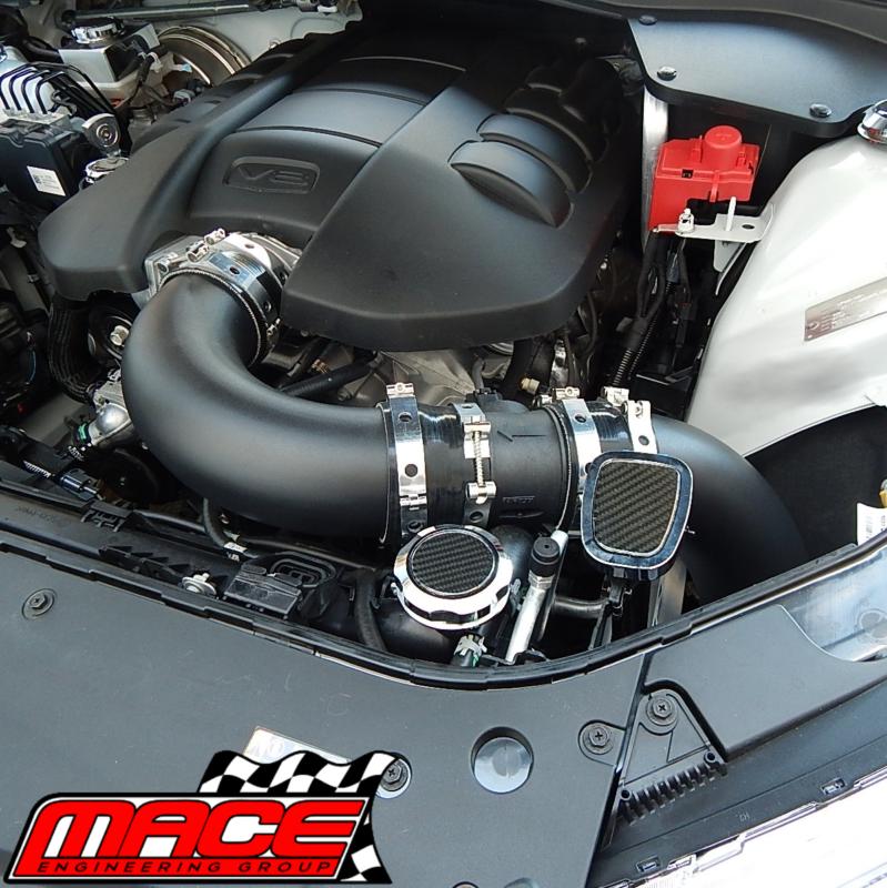 Supercharger Kits Holden Ve V8: MACE COLD AIR INTAKE KIT HOLDEN COMMODORE UTE VE VF L76