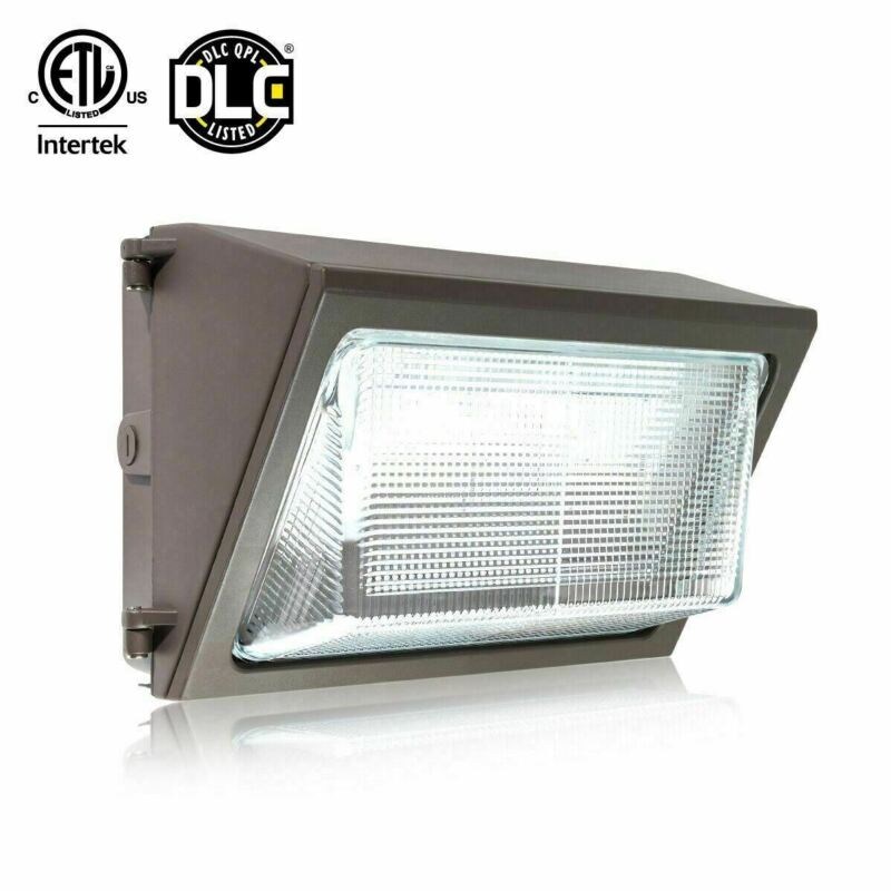 PARMIDA LED Wall Pack Fixture Commercial Industrial Outdoor Security Light