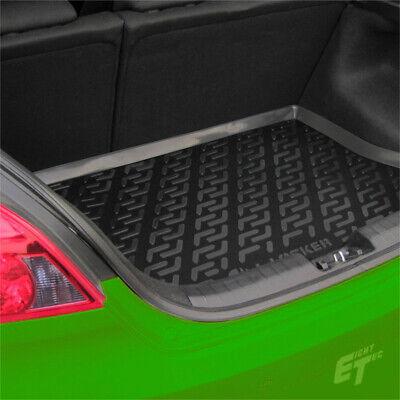 Gummierte Kofferraumwanne für Fiat 500 Cinquecento Schrägheck Hatchback 3-türer