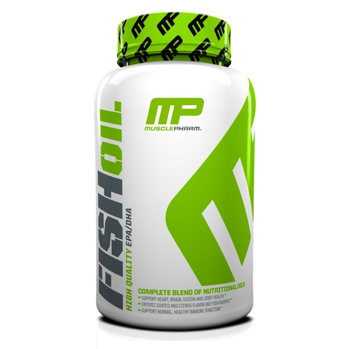 Muscle Pharm - Fish Oil Core Series High Quality EPA/DHA - 9