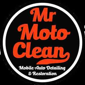 Mr MOTO CLEAN Perth Perth City Area Preview