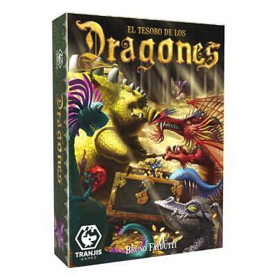 Tranjis Games - El Tesoro de los Dragones - NUEVO
