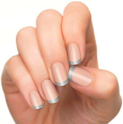INCOCO Nail Applique Wrap Strip Made With 100% Real Nail Polish BLING BLING TIPS