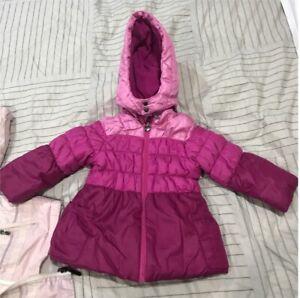 Pink Puffer Jacket Size 18 months Bella Vista The Hills District Preview