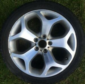 1x Ford Falcon FG XR6 XR8 rim alloy wheel mag 18 inch Epping Whittlesea Area Preview